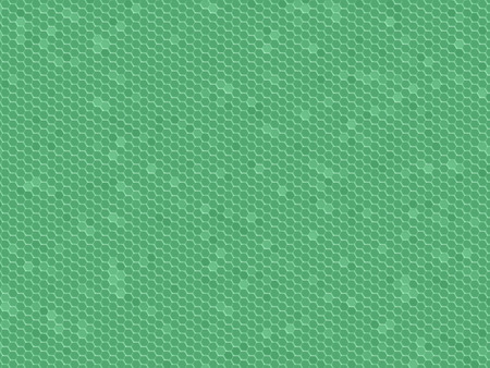 Green Tiles Pattern photo
