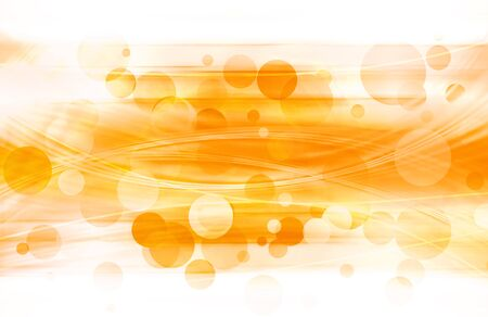 abstractions: Yellow Abstract Background Stock Photo