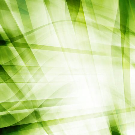 green abstract background: Green Abstract Background Design Archivio Fotografico