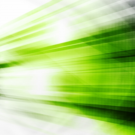 Green Abstract Background Design Stock Photo