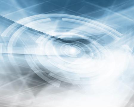 Futuristic Technology Background Zdjęcie Seryjne
