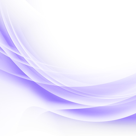 Purple Waves Abstract  photo