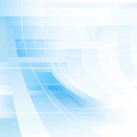 Blue Futuristic Background Stock Photo - 26519471