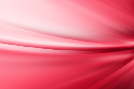 Abstract Red Curved Background