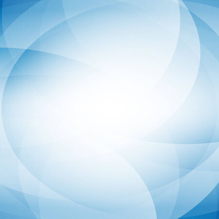 blue energy: Blue Curved Abstract Background