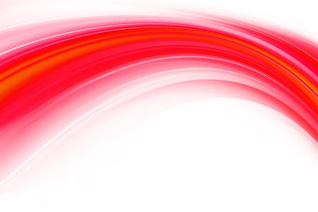 赤の抽象的な背景デザイン