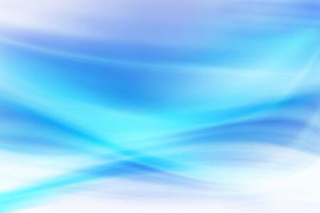 Arte astratta blu curvo Sfondo Archivio Fotografico - 36105041