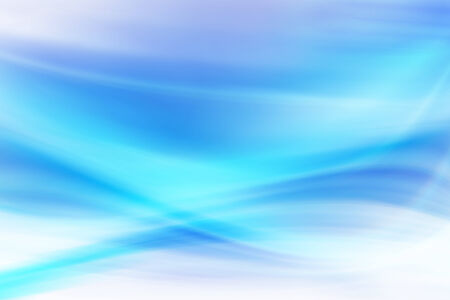 Abstract Art Blue Curved Background Banque d'images