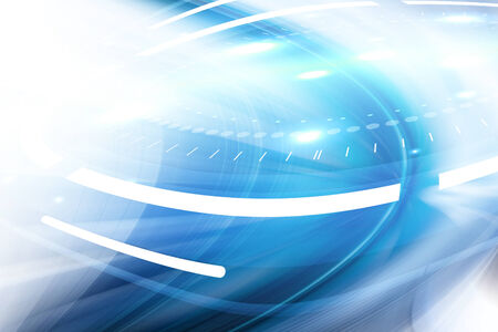 dynamic: Abstract Dynamic Futuristic Background Design Stock Photo