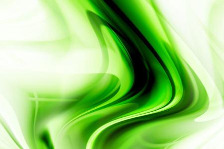 leaflet design: Green Abstract Art Background,Leaflet Design,Card,Brochure Design Materials Stock Photo