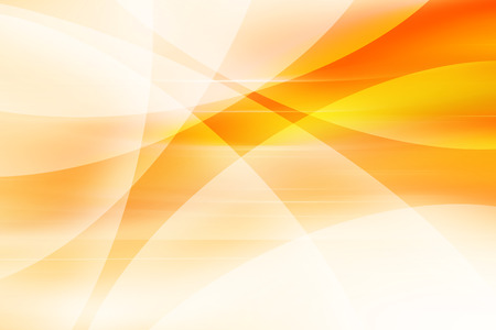 modern abstract design: Orange Curves BackgroundAbstract Orange Background