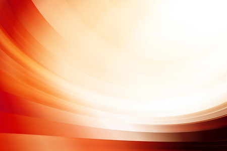 Orange Kurven BackgroundAbstract Orange Hintergrund Standard-Bild - 41232043