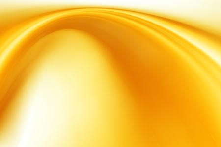 orange background abstract: Orange Wave Abstract Background Stock Photo
