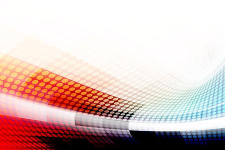 Abstract Colorful Technology Background Reklamní fotografie - 42698564