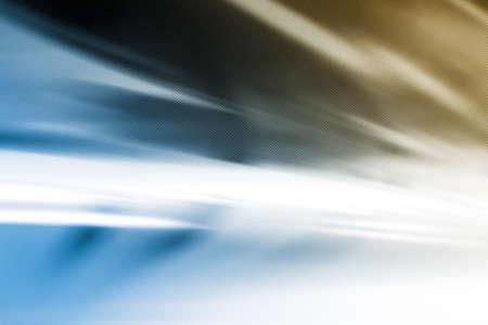Futuristic Motion Blur Background Stock Photo