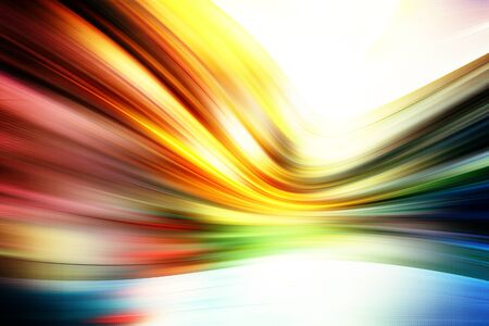 in curved: Abstract Curved Background Stock Photo