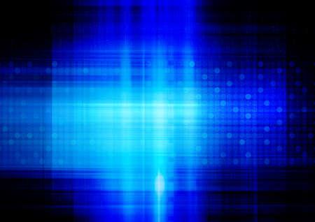 blue background: Blue futuristic background design