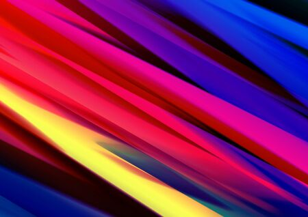 motion blur: Motion blur futuristic abstract background Stock Photo
