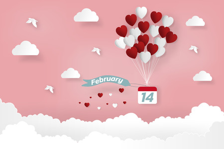Happy valentines day and weeding design elements. February month of love.