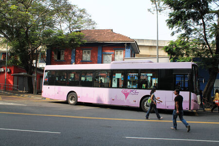 rapid: Kl city bus at pasa seni malaysia