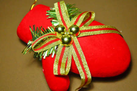 accouterment: Christmas decorations