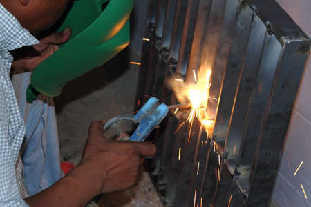 unsafe: Welding Unsafe