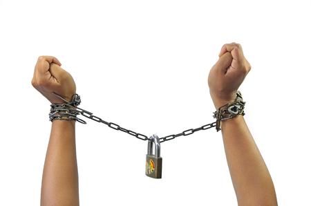 in bondage: bondage