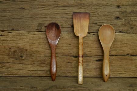 kitchen tool: wooden kitchen tool