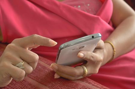 telephone mobile photo