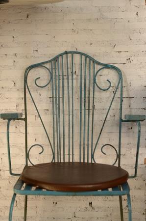vintage chair: vintage chair