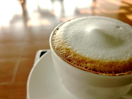 capuchino: capuchino coffee