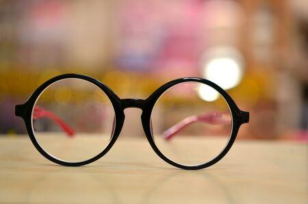 eye glasses: eye glasses