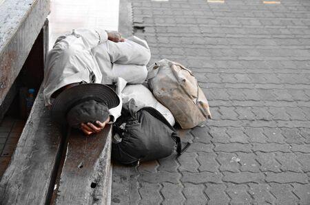homeless: homeless