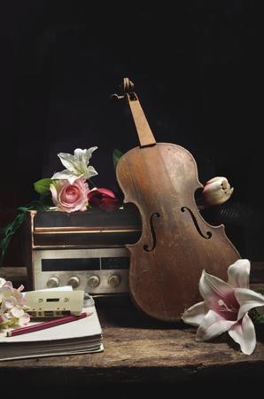 music art concept