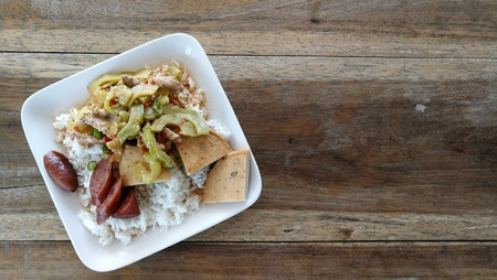 Thailand rice food