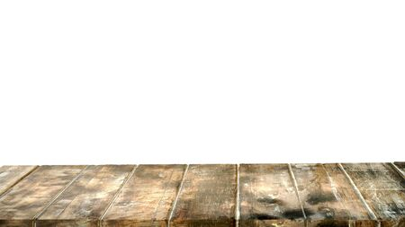 top table old wooden .It mockup background