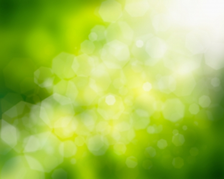background: fond naturel vert