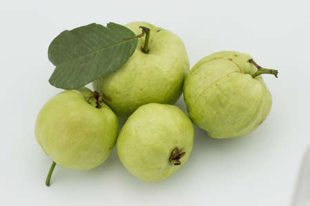 guava fruit: The Guava fruit is healthy .