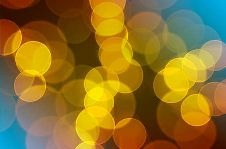 gold abstract: Defocused gold abstract christmas background