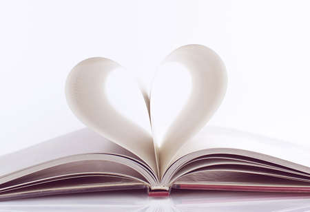 heart intelligence: Book of love with a heart