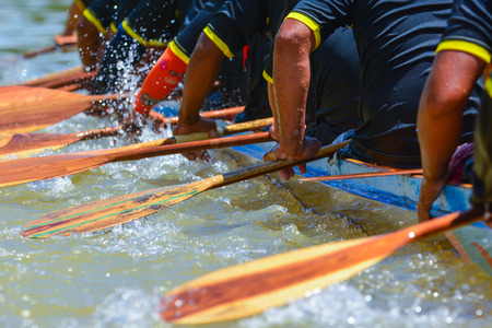 rowing team race photo