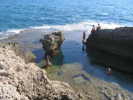 the turks: wild beach