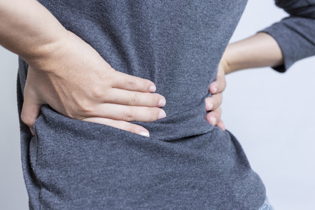 オフィス症候群: 腰痛