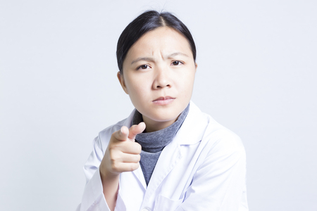 negative thinking: The Emotional of Woman Sciencetist: Negative Thinking