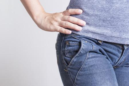사무실 증후군 : 요통 스톡 콘텐츠