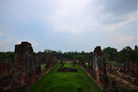 archaeological: archaeological site