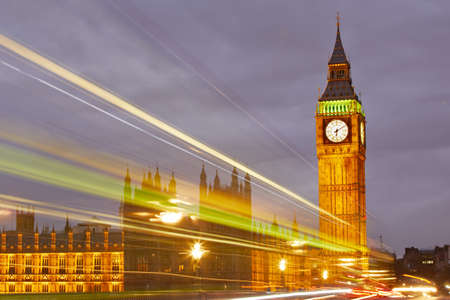 Big Ben and the Houses of Parliament, London, UK Stock Photo - 17169970