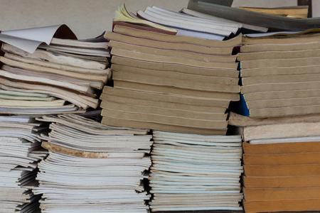 heap: Old book