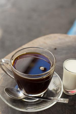 back coffee
