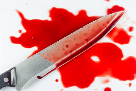 Blood, Murder Stock Photo